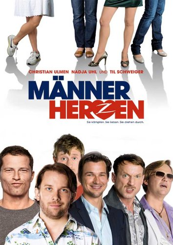 Deutsche Liebesfilme Top 10: Männerherzen