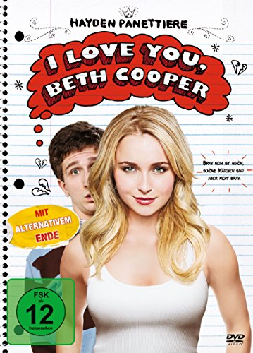 Die besten Teenagerfilme: I love you, Beth Cooper