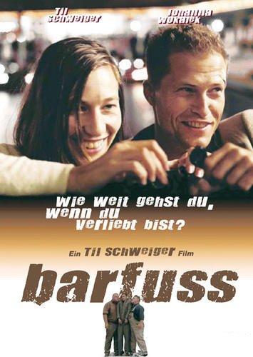 Deutsche Liebesfilme: Barfuss