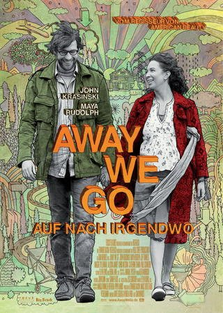 Die besten Liebeskomödien 2009: Away We Go - Auf nach Irgendwo