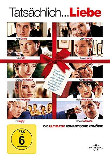 Romantische Weihnachsfilme: Tatsächlich Liebe
