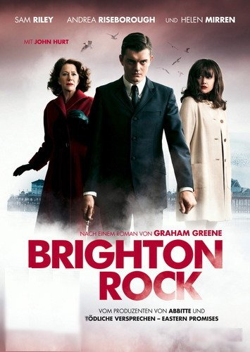 Neue Liebesfilme 2011: Brighton Rock