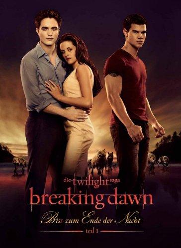 Neuer Liebesfilm 2011: Breaking Dawn - Biss zum Ende der Nacht