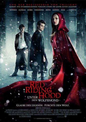 Neue Liebesfilme 2011: Red Riding Hood - Unter dem Wolfsmond