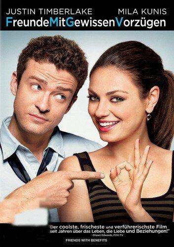 Top 10 Liste der besten Liebeskomödien 2011: Freunde mit gewissen Vorzügen