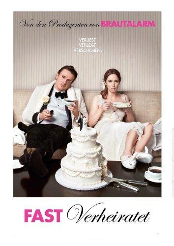 Neue Liebeskomödien 2012: Fast verheiratet
