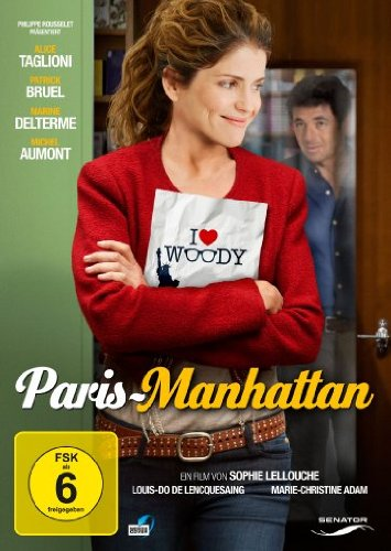 Neue Liebeskomödien 2012: Paris-Manhattan