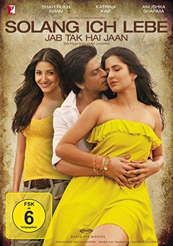Neue Liebesfilme 2012: Solang ich lebe - Jab Tak Hai Jaan