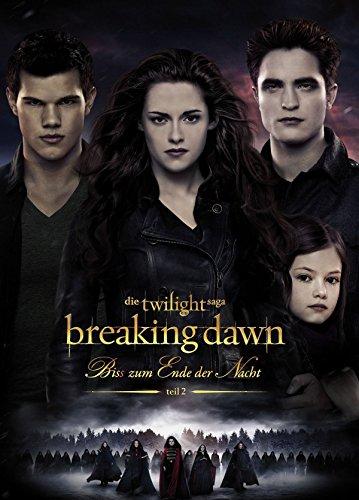 Neue Liebesfilme 2012: Breaking Dawn