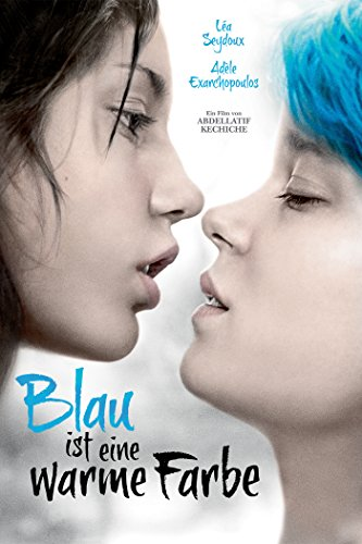 Neue Liebesfilme 2013: Blau ist eine warme Farbe