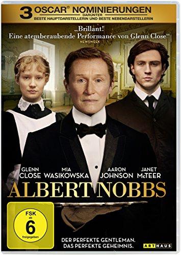 Neue Liebesfilme 2013: Albert Nobbs