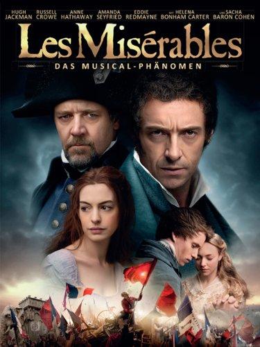 Neue Liebesfilme 2013: Les Misérables