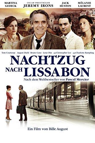 Neue Liebesfilme 2013: Nachtzug nach Lissabon