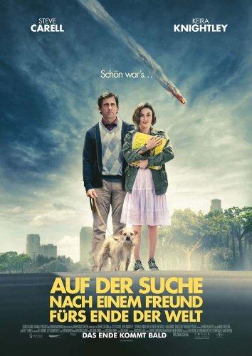 Top 10 der besten Liebeskomödien 2012: Auf der Suche nach einem Freund fürs Ende der Welt