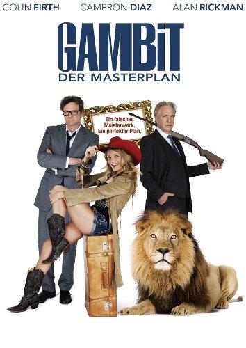 Neue Liebeskomödie 2013: Gambit - Der Masterplan