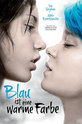 Top 10 der besten Liebesfilme 2013: Blau ist eine warme Farbe