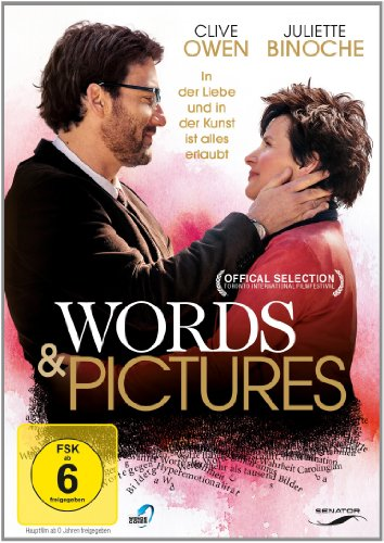 Neue Liebesfilme 2014: Words & Pictures