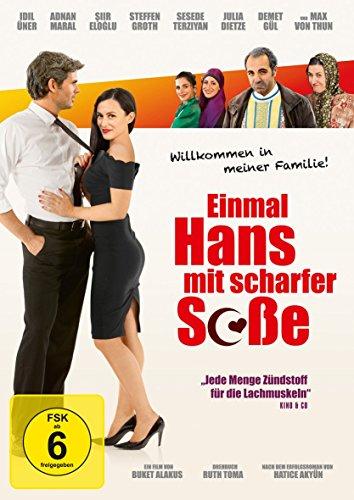 Neue Liebeskomödie 2014: Einmal Hans mit scharfer Soße