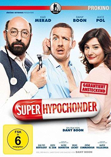 Französische Liebeskomödie 2014: Super-Hypochonder
