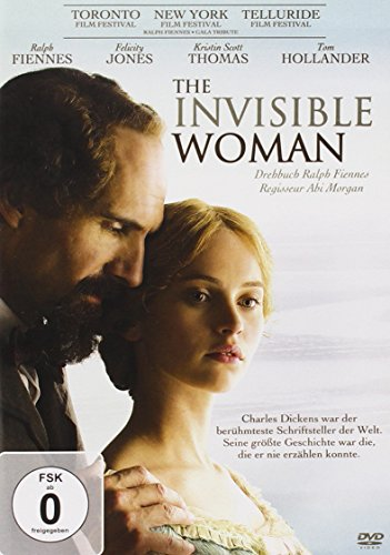 Neuer Liebesfilm 2014: The Invisible Woman