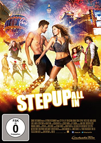 Neuer Liebesfilm 2014: Step Up All In