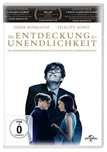 Liebesfilm 2014: Die Entdeckung der Unendlichkeit