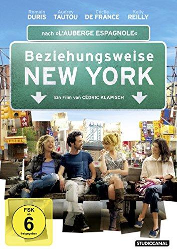 Liebeskomödie 2014: Beziehungsweise New York