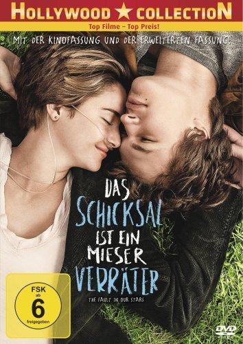 Neue Liebesfilme 2014: Das Schicksal ist ein mieser Verräter