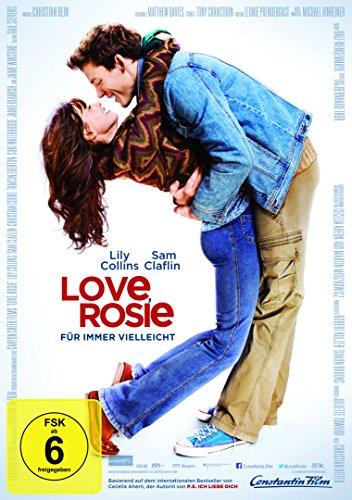 Neuer Liebesfilm 2014: Love, Rosie - Für immer vielleicht
