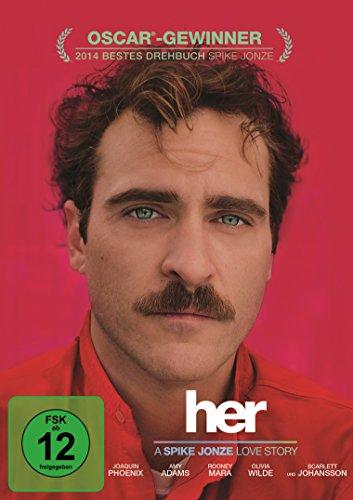 Top 10 der besten Liebesfilme 2014: Her
