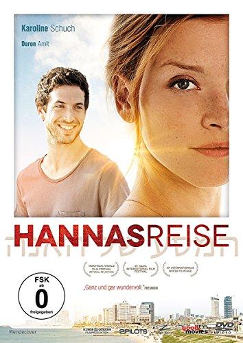 Top 10 der besten Liebeskomödien 2014: Hannas Reise