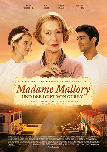 Top 10 der besten Liebeskomödien 2014: Madame Mallory und der Duft von Curry