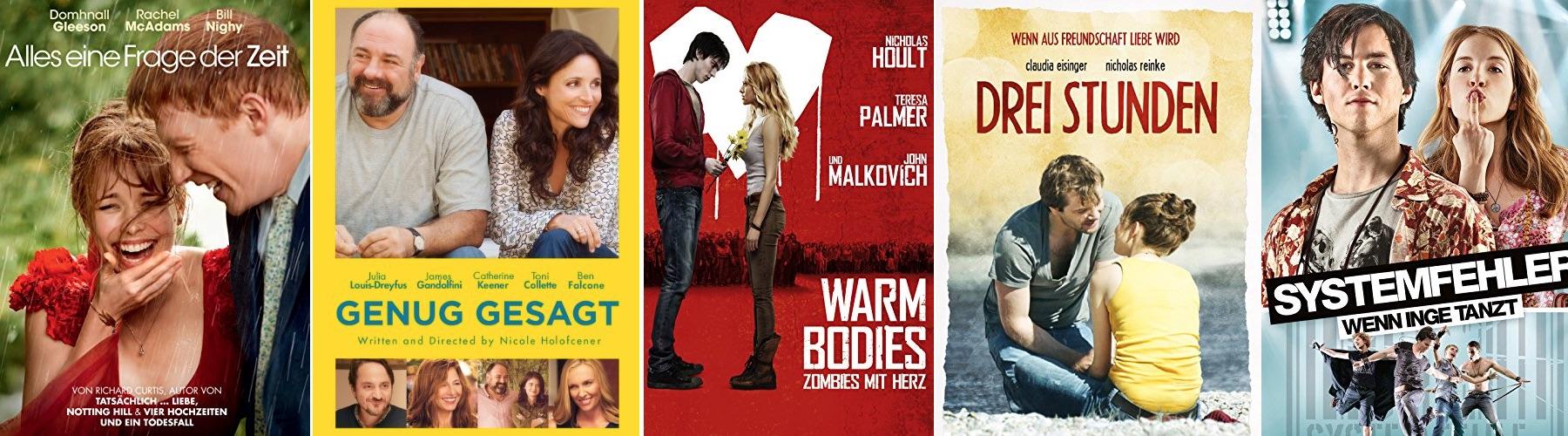 Die besten Liebeskomödien 2013 - Top 10